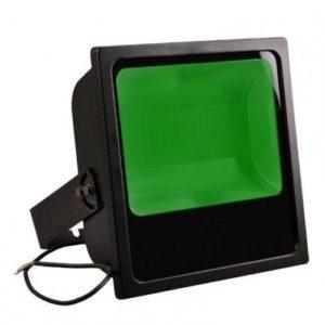 projecteur-led-150W-VERT-chantier