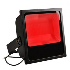 projecteur-led-200W-ROUGE