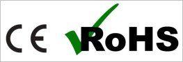 projecteur led certifications CE ROHS