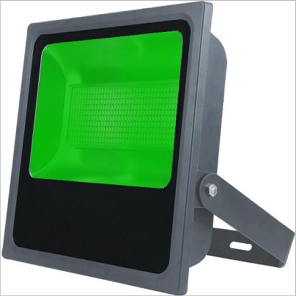 Projecteur led 150w vert couleur fixe projecteur led for Projecteur led interieur