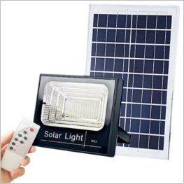 Projecteur led solaire exterieur 25w