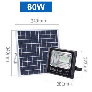 Projecteur-led-solaire-60w