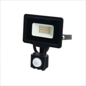 Projecteur led 10w détecteur IR