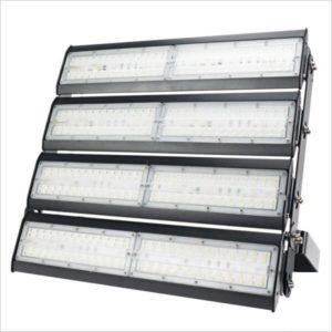 Projecteur-led-400W-grande-hauteur-industriel
