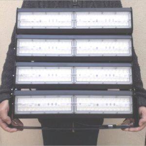 Projecteur-led-400w-grande-hauteur