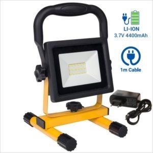 Projecteur-rechargeable-20w-led-pro-lithium-4400-mAh