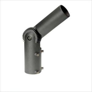 Adaptateur-angle-eclairage-public LED-reglable