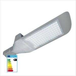 Lampadaire-eclairage-public-LED-100W-classic-blanc- froid-6000K
