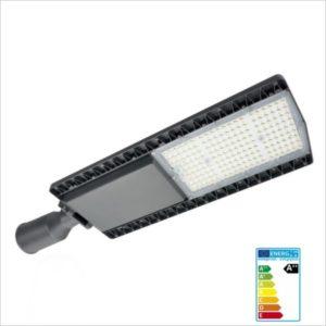 Lampadaire-eclairage-public-LED-120W-blanc- froid-5700K