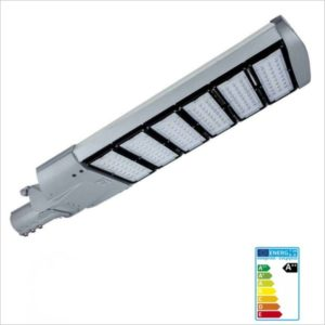 Lampadaire-eclairage-public-LED-180W-blanc- froid-5700K