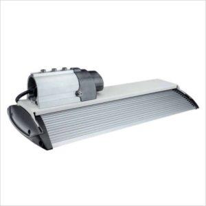 Lampadaire-eclairage-public-LED-180W-compact-blanc- froid-5700K