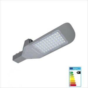 Lampadaire-eclairage-public-LED-50W-classic-blanc- froid-6000K