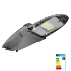 Lampadaire-eclairage-public-LED-Edison-25W-blanc- froid-5700K