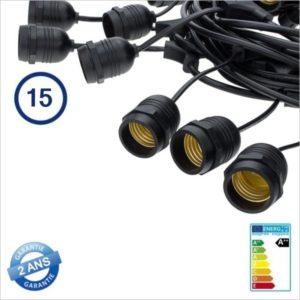 ECLAIRAGE-LED-TYPE-GUINGUETTE-15-PIECES-NOIRE-14METRES-IP65-5051-DOUILLE-E27