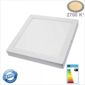 MINI-PANNEAU-LED-CARRE-24W-2258-BLANC-CHAUD-2700K