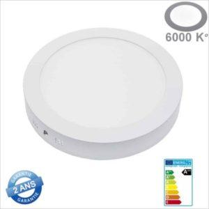 MINI-PANNEAU-LED-ROND-18W-2235-BLANC-FROID-6000K