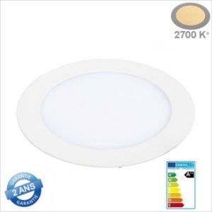 MINI-PANNEAU-LED-ROND-AVEC-CADRE-ENCASTRE-18W-2336-BLANC-CHAUD-2700K