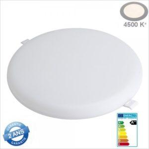 MINI-PANNEAU-LED-ROND-ENCASTRE-36W-2676-BLANC-NEUTRE-4500K