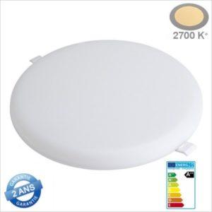 MINI-PANNEAU-LED-ROND-ENCASTRE-36W-2677-BLANC-CHAUD-2700K